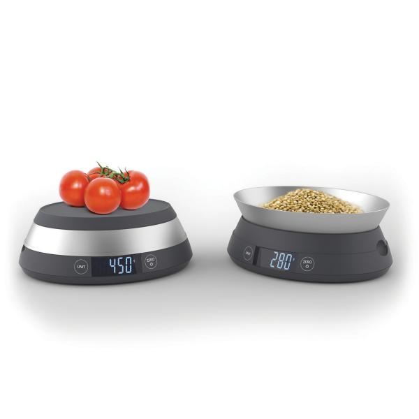 Bilancia da cucina digitale switch scale joseph joseph - Silvercrest bilancia digitale da cucina ...