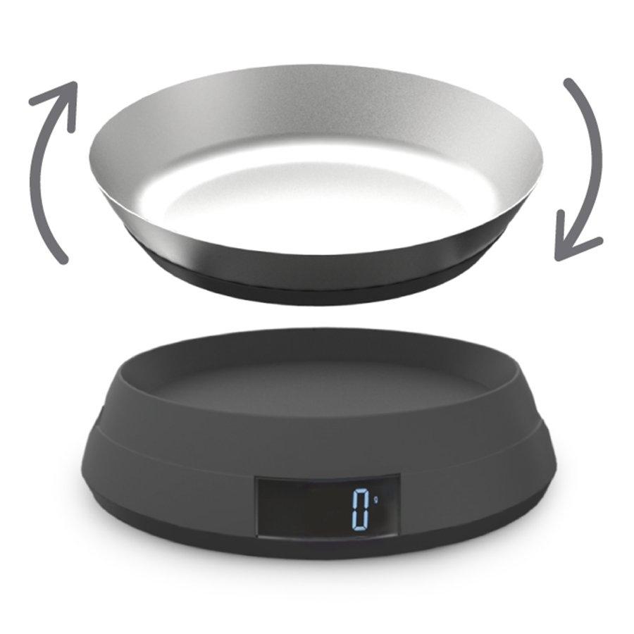 Bilancia da cucina digitale switch scale joseph joseph borzik - Bilancia da cucina digitale ...